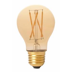 LED Glas-Filament Birne 474517 240V 6,5W 600lm E27, Gold 2100K CRI80 dimmbar