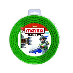 ZURU MAYKA Block Tape S 2-reihig 2 Meter - grün
