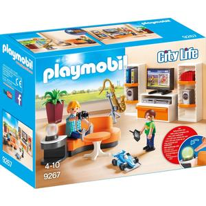 Playmobil 9267 – City Life – Wohnzimmer