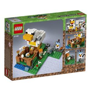 LEGO Minecraft 21140 – Hühnerstall