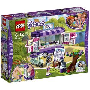 LEGO Friends 41332 - Emmas rollender Kunstkiosk