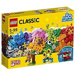 LEGO Classic 10712 – Bausteine-Set, Zahnräder