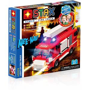 STAX Hybrid H12103 Light-up Fire Truck
