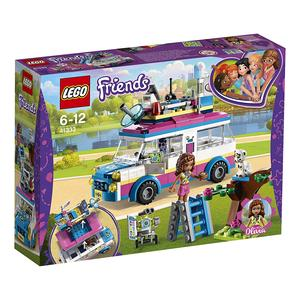 LEGO Friends 41333 - Olivias Rettungsfahrzeug