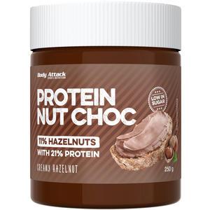 Body Attack Protein Nut Choc Creamy Hazelnut - 250g
