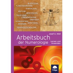 """Arbeitsbuch der Numerologie """"Lernen & Anwenden"""""""