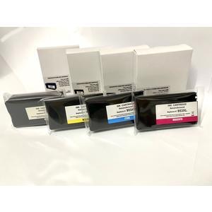 Multipack Tintenpatronen wiederaufbereitet - kompatibel für HP 953 XL