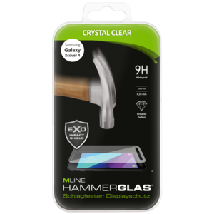 Crystal Clear Hammerglas für Samsung Galaxy XCover 4/4s