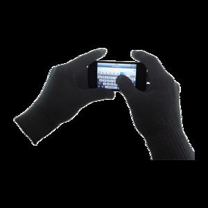 Handschuhe SMART GLOVES One Size zur Bedienung von Touchscreens