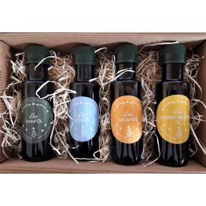 Bio-Öle Geschenkbox Weihnachtsedition