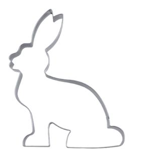 Hegen Ausstechform Ostern Hase
