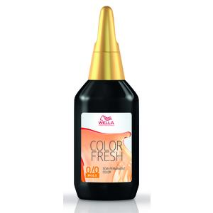 Wella Color Fresh 5/55 hellbraun mahagoni-int. 75ml