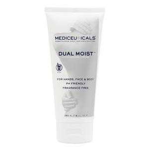 Mediceuticals Dual Moist Hand & Body Cream 180ml