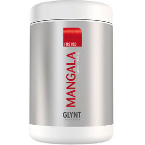 Glynt Mangala Colour Fresh Up FIRE RED 1.000ml - inklusive Pumpe
