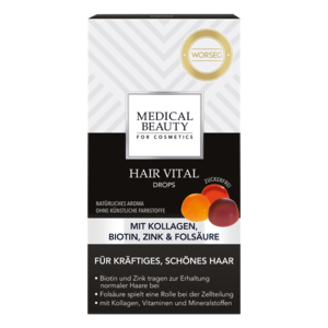 Medical Beauty Hair Vital Drops - 60 Stück