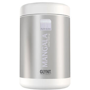Glynt Mangala Colour Fresh Up PLATIN BLOND 1.000ml - inklusive Pumpe