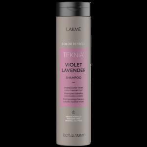 Lakme TEKNIA REFRESH Violet Lavender Shampoo 300ml