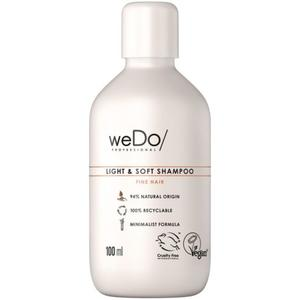 weDo Light & Soft Shampoo 100 ml