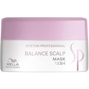 SP System Prof. Balance Scalp Mask 200 ml