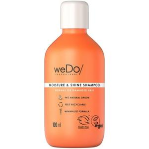 weDo Moisture & Shine Shampoo 100 ml