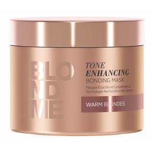 Schwarzkopf Blondme cream caramel Tone Mask 200ml