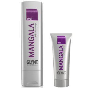 Glynt Mangala Colour Fresh Up VIOLET 200ml + 30ml KOSTENLOS
