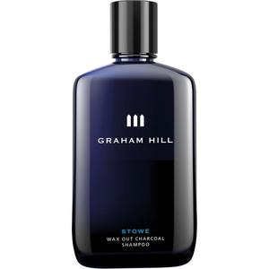 Graham Hill STOWE Wax Out Charcoal Shampoo 250ml
