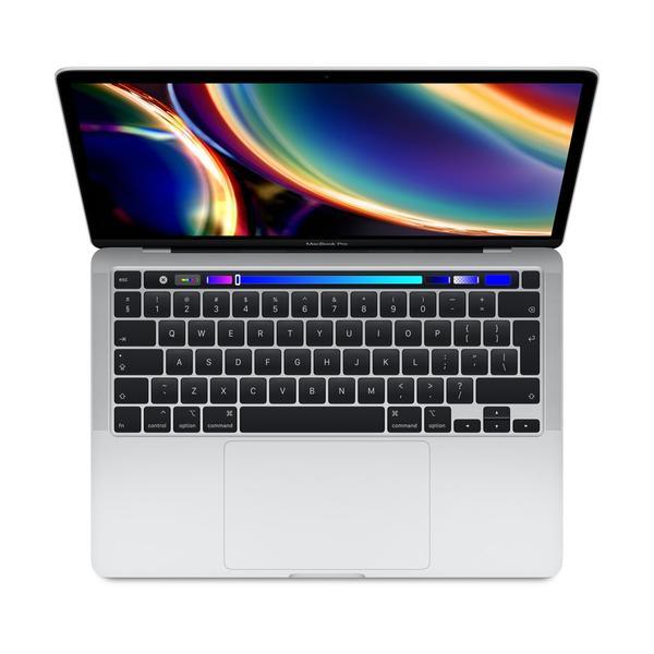 Apple MacBook Pro Retina 13 Zoll Touch Bar 1,4 GHz QC i5, 8GB, 512GB, Silber