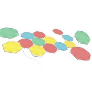 Nanoleaf Shapes Hexagons Starter Kit - 15 PK