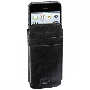 SENA Cases Lusio Schwarz/Grau, iPhone 5/5S/SE