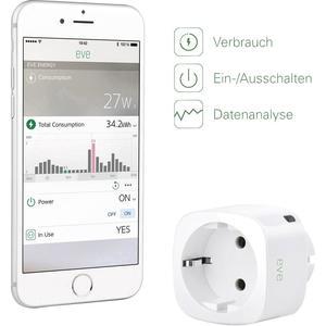 Elgato Eve Energy EU - Wireless Power Sensor & Switch