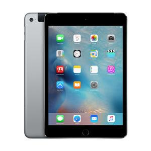 iPad mini 4 WiFi + Cellular, 128 GB mit Retina Display, Spacegrau
