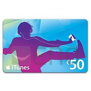 iTunes Karte 50 EUR nur AT Account