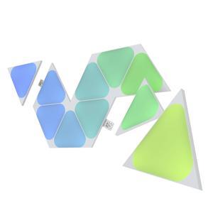 Nanoleaf Shapes Triangles Mini Expansion Pack - 10 PK