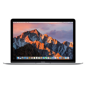 """MacBook Retina 12"""" 1.2 DCC M3/256GB Silber"""