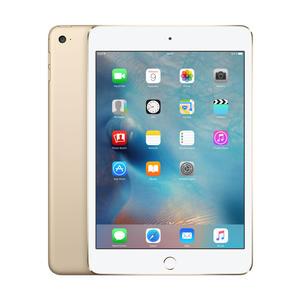 iPad mini 4 WiFi, 128 GB mit Retina Display, Gold