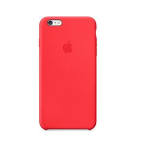 Apple iPhone 6 Plus Silikon Case – Red
