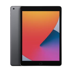 iPad Wi-Fi, 32GB, space grau, 10.2 Zoll (8.Gen.)