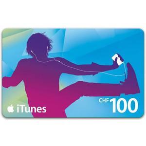 iTunes Karte 100 EUR nur AT Account