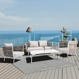 Premium Gartengarnitur Naxos
