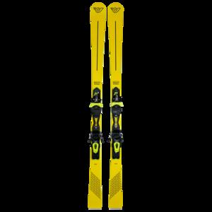 Post Ski inkl. Bindung 165cm