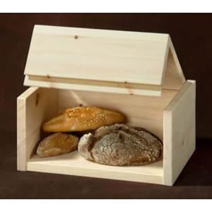 Brotdose / Brotkasten aus Zirbenholz mittel