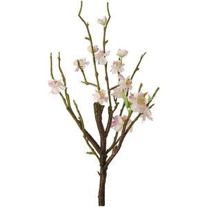 ASA Dekomblume Kirschblütenstrauch weiß 40,5cm 66461444