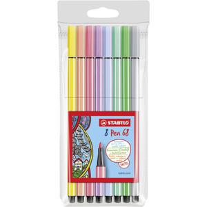 Stabilo, Faserschreiber, Pen 68