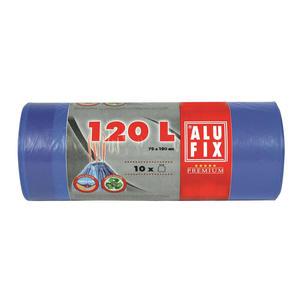 AluFix, Müllsäcke 120Liter 10Säcke mit Zugband