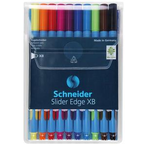 Schneider, Kugelschreiber, Edge, XB, 10er Etui