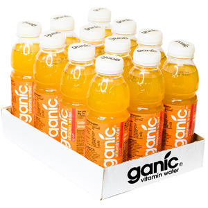 Ganic Golden Rush - 12er Tray