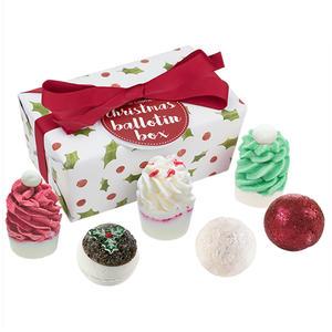 Christmas Ballotin Geschenkbox