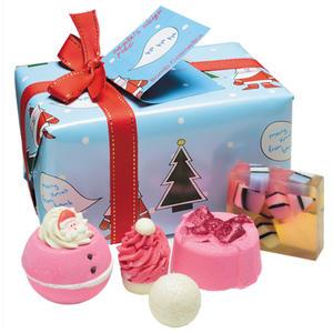 Santa's Sleigh Ride Geschenkset