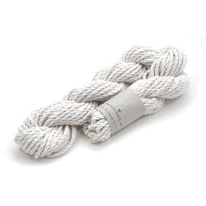 Makramee Garn 3.0 mm - Farbe Natur - 100% Premium Baumwolle